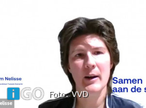 (Video)verslag VVD Politieke iCafe Energie met Mirjam Nelisse
