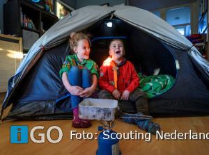 Ledenaantallen Scouting blijven groeien in Zuid-Holland