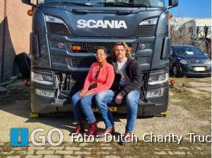 Even voorstellen: Dutch Charity Trucks op Goeree-Overflakkee