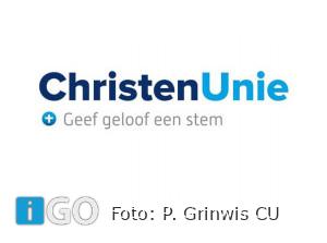 Pieter Grinwis (CU) bezoekt Goeree-Overflakkee