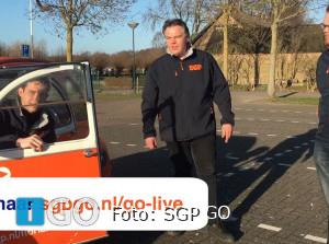 [video] Kees van der Staaij in live-uitzending op Goeree-Overflakkee