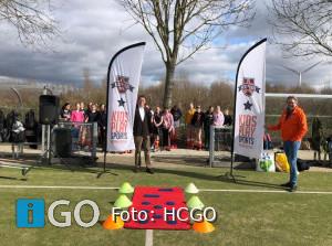 Sport- en speltraining voor jeugd van Hockey Club Goeree-Overflakkee