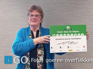 Project Stad Aardgasvrij ontvangt steun vanuit Green Deal H2-Wijken