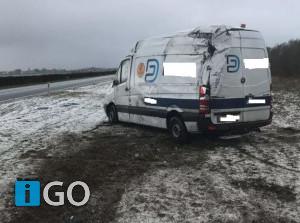 Ongeval N59 tussen Oude-Tonge en Bruinisse