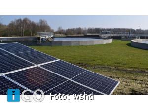 Waterschap Hollandse Delta sluit laatste zonnepark in reeks aan