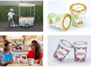 Help mee gratis ijspakketjes uitdelen op Goeree-Overflakkee
