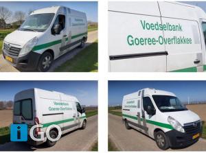 Voedselbank Goeree-Overflakkee heeft dringend nieuwe koel-vries bus nodig