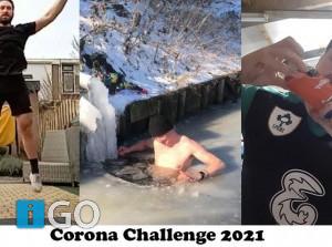 Zaterdagrugbyers EFRC Eilanders winnen Corona challenge