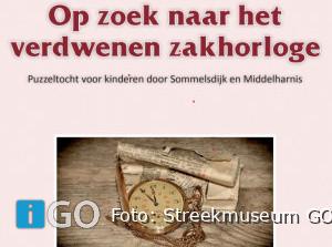 Kinderpuzzeltocht Sommelsdijk-Middelharnis