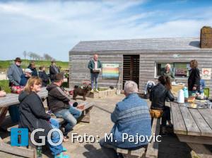 Afscheid Wim Noordzij bestuurslid natuurspeeltuin Buutenplaets