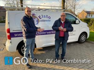 Richard van den Bos Stad aan het Haringvliet wint grote duivenprijs