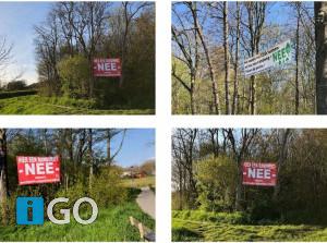 Petitie Nee tegen Oostelijke Randweg Middelharnis