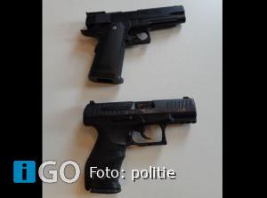 Politie Goeree-Overflakkee waarschuwt: nep vuurwapens op middelbare school