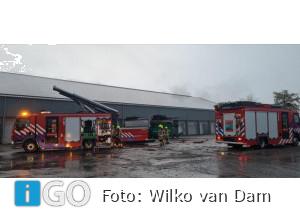 Brand Groeneweg Nieuwe-Tonge
