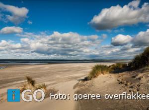 Goeree-Overflakkee acht blauwe vlaggen en Groene Wimpel