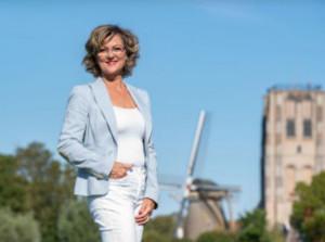 Column burgemeester Ada Grootenboer-Dubbelman - Positief