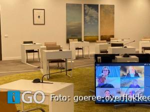 Bioboardfabriek en Verkeerscirculatieplan in raadsvergadering Goeree-Overflakkee