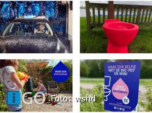 Waterschap start campagne 'Wat een Waterbaas!' ook op Goeree-Overflakkee
