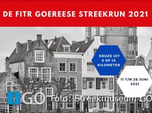 Fitr na Goereese Streekrun op Goeree-Overflakkee