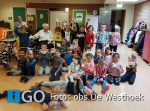 Aandacht voor elkaar op basisschool de Westhoek Ouddorp
