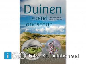 Duinen Levend Landschap, een prachtboek over de Duinen!