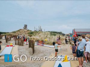 Minigolfbaan Ouddorp Duin geopend met Steunfonds