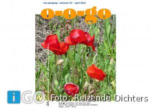 De Reizende Dichters geven poëzieroute tuinen Goeree-Overflakkee