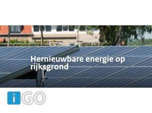 Drijvend zonnepark bij de Krammersluizen van Rijkswaterstaat