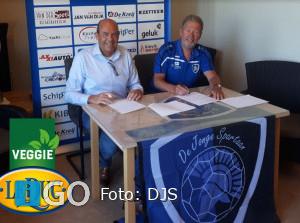 De Jonge Spartaan sluit contract af met Le Duc Fine Food Stellendam
