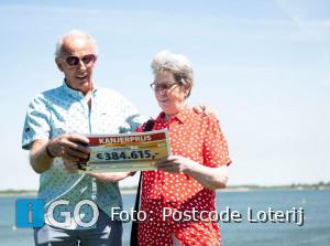 Inwoners Sommelsdijk winnen 10 miljoen bij Postcode Loterij
