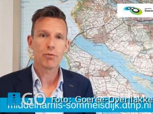 [video] Wethouder Goeree-Overflakkee vraagt meedenken centrum Middelharnis