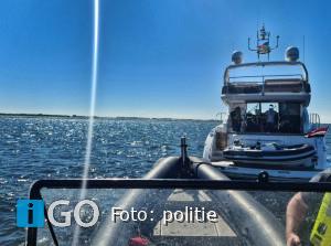 100 vaartuigcontroles eerste weekend juni door politie en marechaussee