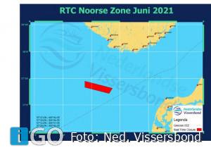 Wederom tijdelijke sluiting afgekondigd voor visserij Noorse zone