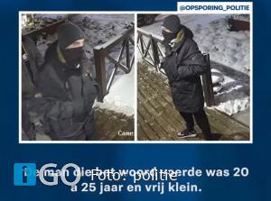 [Getuigenoproep-video] Politie oproep bedreiging Oude Nieuwlandseweg Ouddorp
