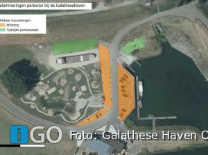 Alternatieve parkeergelegenheid Galathese Haven Ooltgensplaat