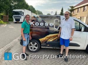 Richard van den Bos (Stad aan 't Haringvliet) wint Grote duivenprijs