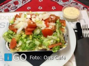 Petit-restaurant Ons Café in Achthuizen is beregezellig