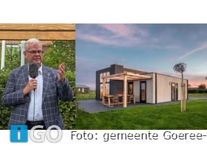 Park Zeedijk in Herkingen op eiland Goeree-Overflakkee officieel geopend