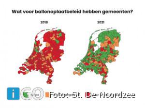 St. De Noordzee presenteert nieuwste cijfers jaarlijkse Ballonnenmonitor