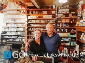 50 jaar Tabakswinkeltje Westdijk Middelharnis, Goeree-Overflakkee