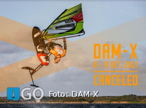 DAM-X 2021 Brouwersdam Ouddorp CANCELLED