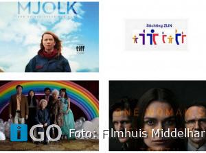 Films september bij Filmhuis Middelharnis
