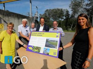 Waterschap en HVC leveren groene stroom aan regio Goeree-Overflakkee