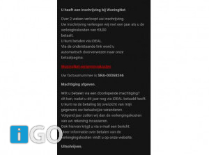 Valse mail uit naam van WoningNet kan u duizenden euro's kosten
