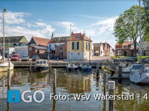 Gouden WsV 'Waterstad' Stad aan 't Haringvliet blijft groeien