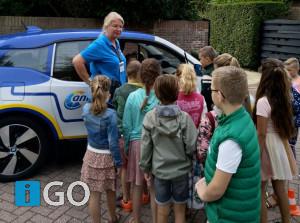 Feestelijke start SCHOOL op SEEF in Stellendam