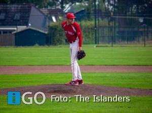 Honk- en softballers Islanders verstevigen positie in de top 3