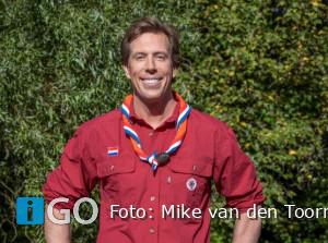 Freek Vonk nieuwe Chief scout Scouting Nederland