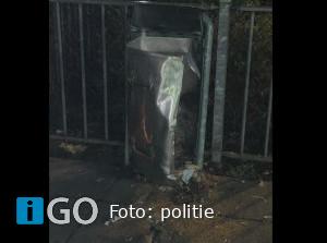 Getuigenoproep vernielingen Kon. Julianaweg Sommelsdijk