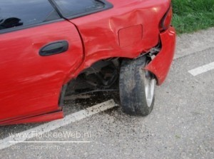 Eenzijdig ongeval